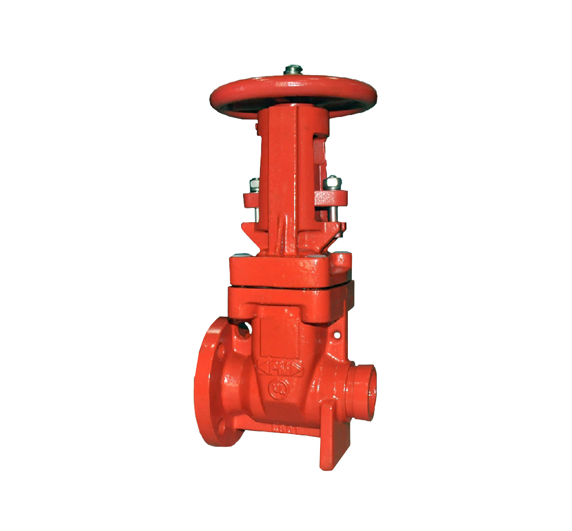 Fivalco 3299 Os Amp Y Flanged X Grooved Gate Valve